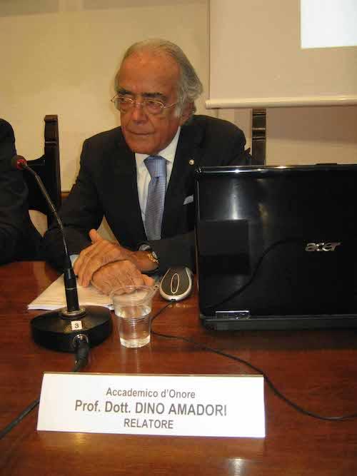 18 Marzo 2018 – L'evoluzione dell'Oncologia – Prof. Dino Amadori (con video e foto)